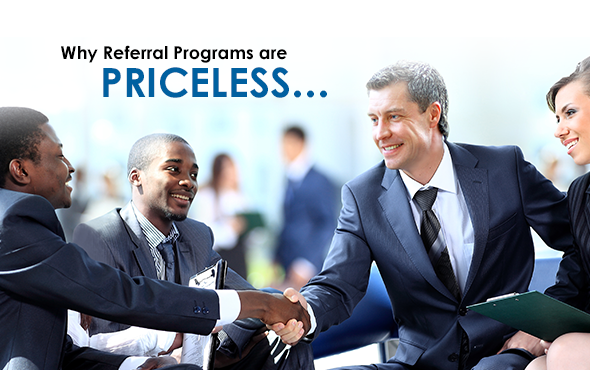 Why Referral Programs are Priceless