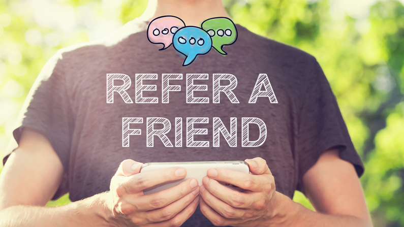 Customer Referral Marketing   Get The Referral